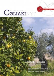 CøliakiNyt 1-2014 forside